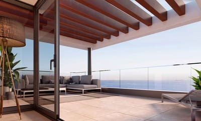 3 Zimmer Apartment zu verkaufen in Fuengirola mit Pool Garage - 390.000 € (Ref: 4970843)