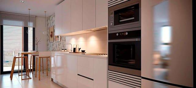 3 sypialnia Apartament na sprzedaż w Miasto Walencja z basenem garażem - 298 000 € (Ref: 4990902)