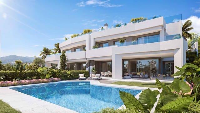 4 bedroom Semi-detached Villa for sale in Marbella with pool garage - € 1,165,000 (Ref: 4990904)