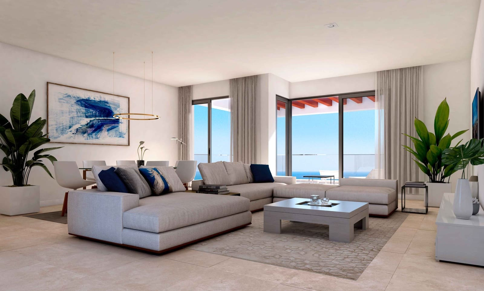 4 bedroom Apartment for sale in Fuengirola with pool garage - € 545,000 (Ref: 4990968)