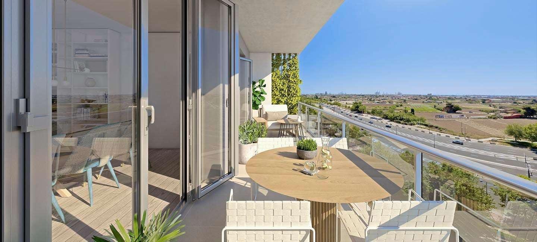 3 chambre Appartement à vendre à Valence ville avec piscine garage - 265 000 € (Ref: 5374516)