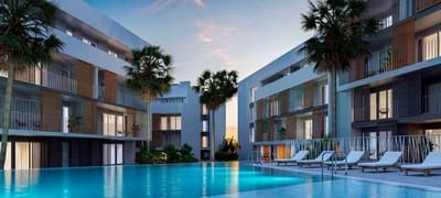 2 bedroom Apartment for sale in Javea / Xabia with pool garage - € 175,000 (Ref: 5395516)