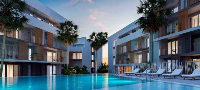 2 sypialnia Apartament na sprzedaż w Javea / Xabia z basenem garażem - 175 000 € (Ref: 5395516)