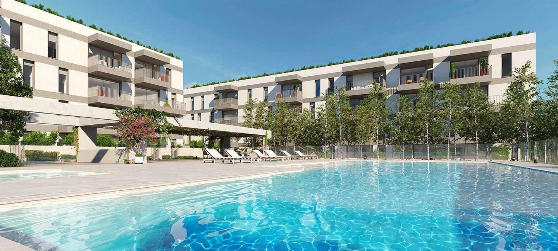 Apartamento de 2 habitaciones en Palma de Mallorca en venta con piscina garaje - 432.000 € (Ref: 5395519)