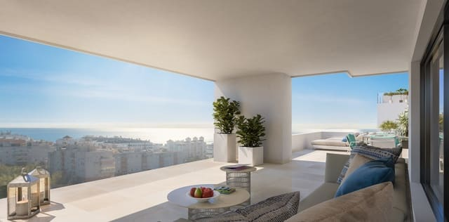 Apartamento de 3 habitaciones en Estepona en venta con piscina - 500.500 € (Ref: 5930949)