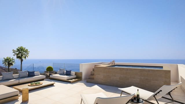 3 sovrum Takvåning till salu i Fuengirola med pool - 756 000 € (Ref: 5931011)