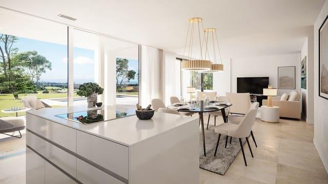 4 chambre Villa/Maison Semi-Mitoyenne à vendre à Marbella avec piscine garage - 1 085 000 € (Ref: 5931017)