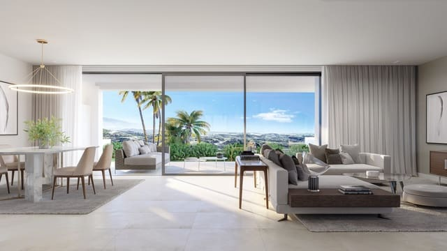4 bedroom Semi-detached Villa for sale in Marbella with pool garage - € 1,165,000 (Ref: 5931037)