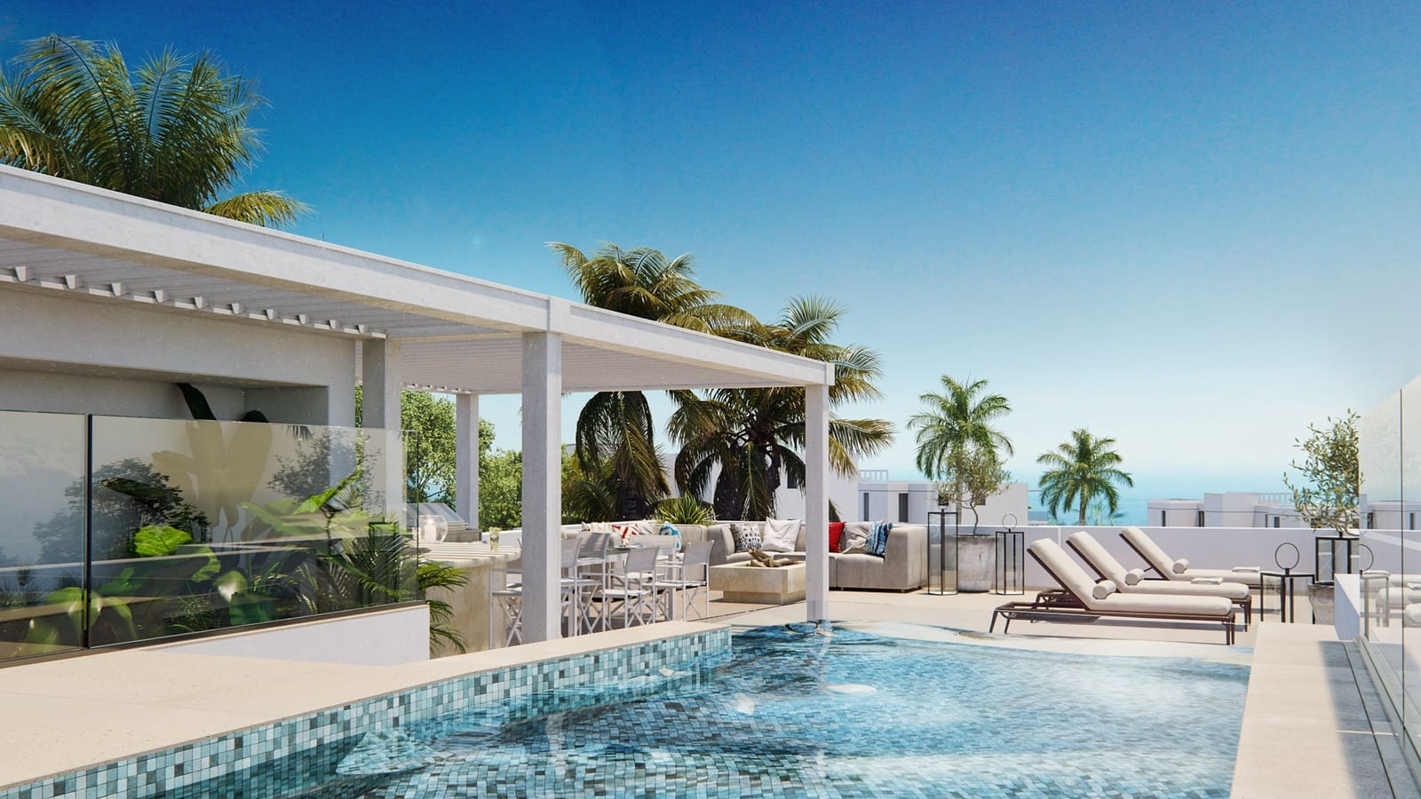 3 bedroom Apartment for sale in Marbella with pool garage - € 778,000 (Ref: 5931043)