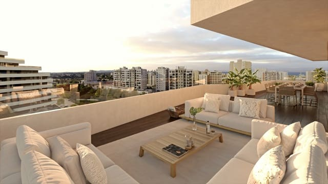 3 bedroom Apartment for sale in Alicante / Alacant city with pool - € 306,000 (Ref: 5931099)