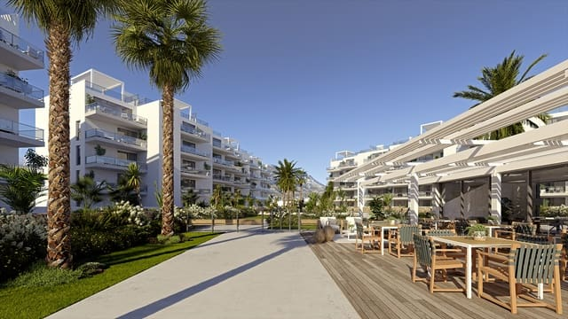 2 bedroom Penthouse for sale in Denia with pool garage - € 252,500 (Ref: 5931169)
