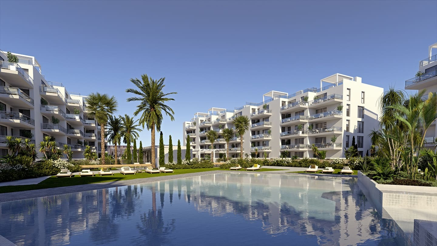 2 bedroom Apartment for sale in Denia with pool garage - € 190,500 (Ref: 5931172)