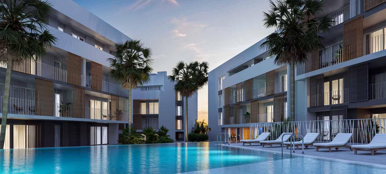 Apartamento de 3 habitaciones en Javea / Xàbia en venta con piscina garaje - 378.000 € (Ref: 5931262)