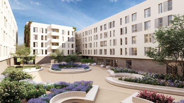 3 Zimmer Penthouse zu verkaufen in Palma de Mallorca mit Pool - 455.000 € (Ref: 5931287)