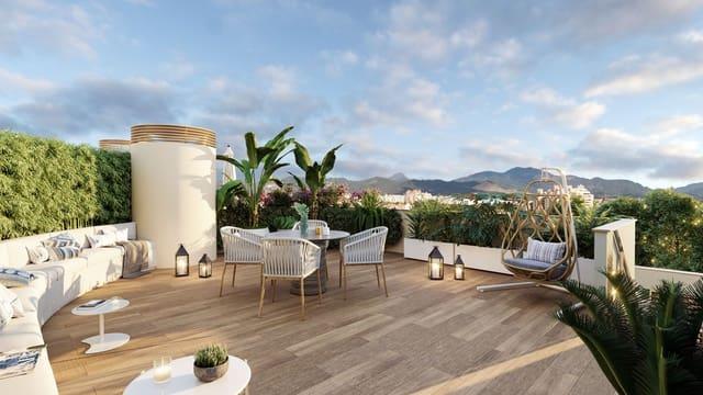 3 sovrum Takvåning till salu i Palma de Mallorca med pool - 425 000 € (Ref: 5931295)