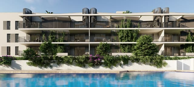 3 bedroom Penthouse for sale in Palma de Mallorca with pool - € 334,000 (Ref: 5931349)