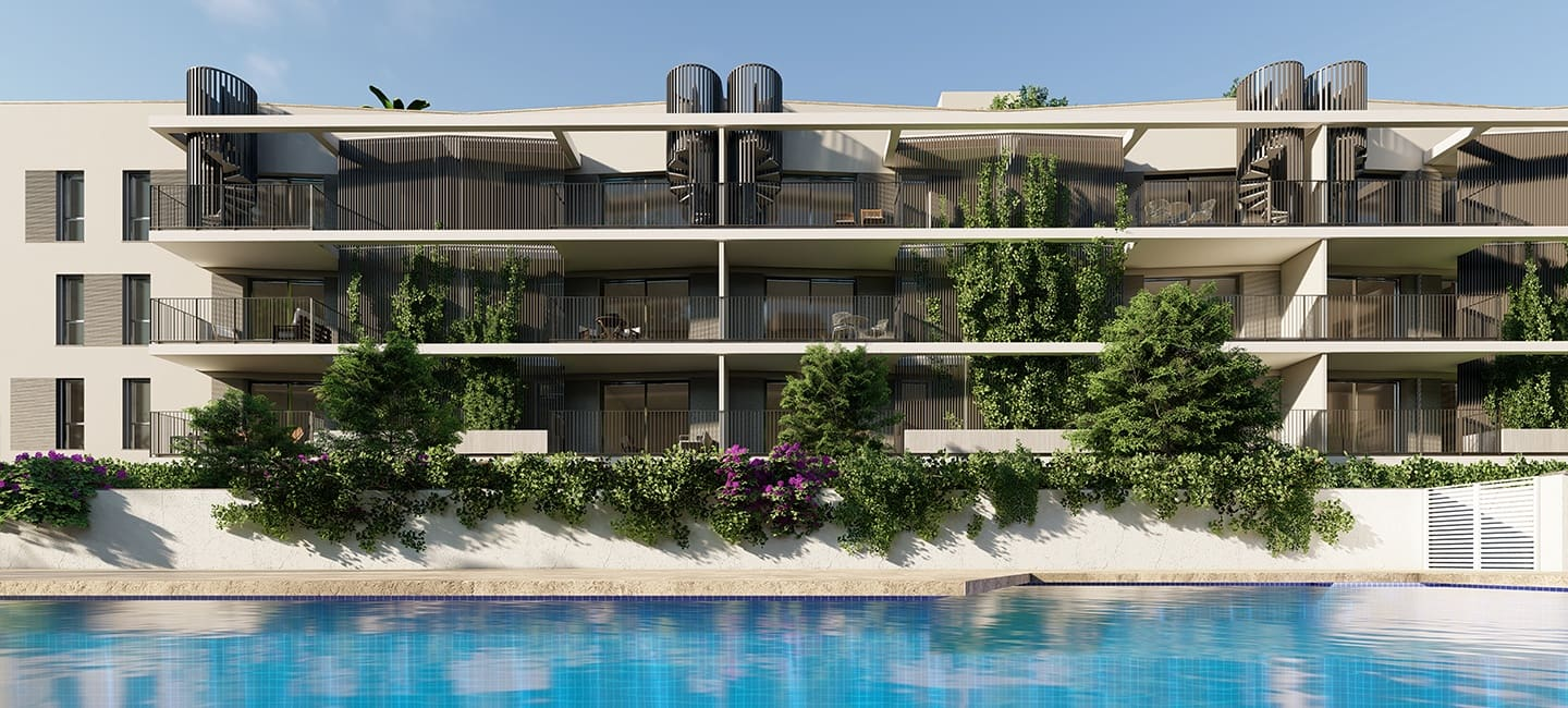 3 bedroom Penthouse for sale in Palma de Mallorca with pool - € 314,000 (Ref: 5931359)