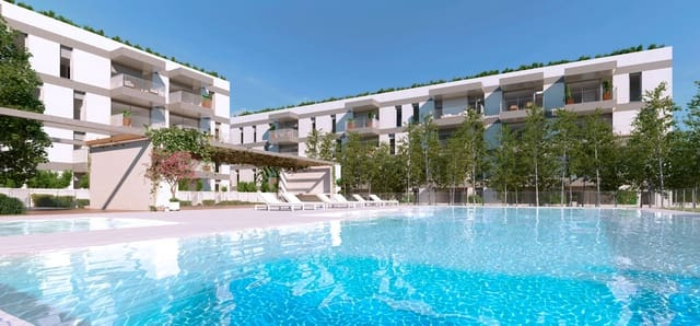 3 bedroom Penthouse for sale in Palma de Mallorca with pool - € 599,000 (Ref: 5931371)