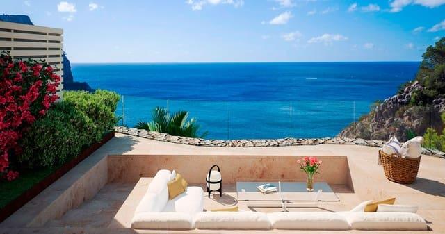3 chambre Villa/Maison Semi-Mitoyenne à vendre à Puerto de Andratx avec piscine - 3 690 000 € (Ref: 5931381)