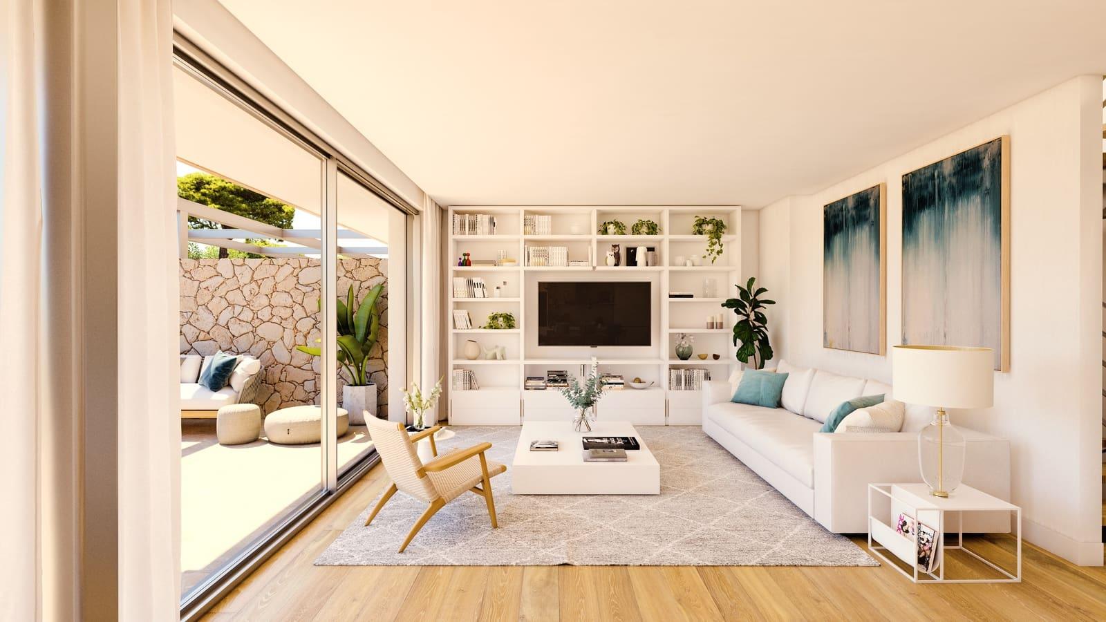 3 chambre Villa/Maison à vendre à Calvia avec piscine - 1 200 000 € (Ref: 5931390)