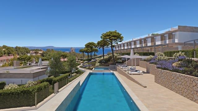 Chalet de 3 habitaciones en Calvià en venta con piscina - 1.095.000 € (Ref: 5931391)