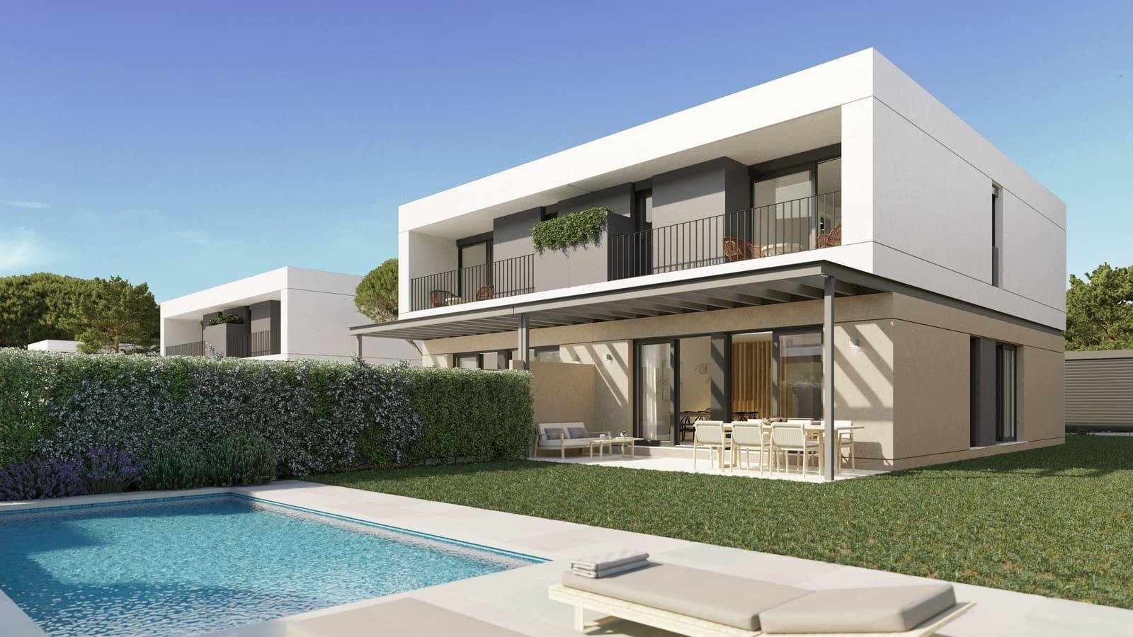 4 bedroom Semi-detached Villa for sale in Llucmajor - € 625,000 (Ref: 5931393)