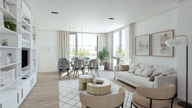 4 bedroom Apartment for sale in Valencia city with pool garage - € 352,000 (Ref: 5931415)