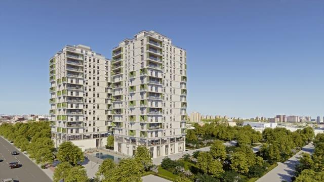 Apartamento de 2 habitaciones en València ciudad en venta con piscina garaje - 222.000 € (Ref: 5931439)