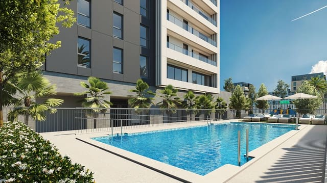 4 bedroom Apartment for sale in Valencia city with pool - € 369,000 (Ref: 5931448)
