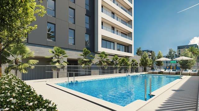 2 sovrum Lägenhet till salu i Valencia stad med pool - 204 000 € (Ref: 5931452)
