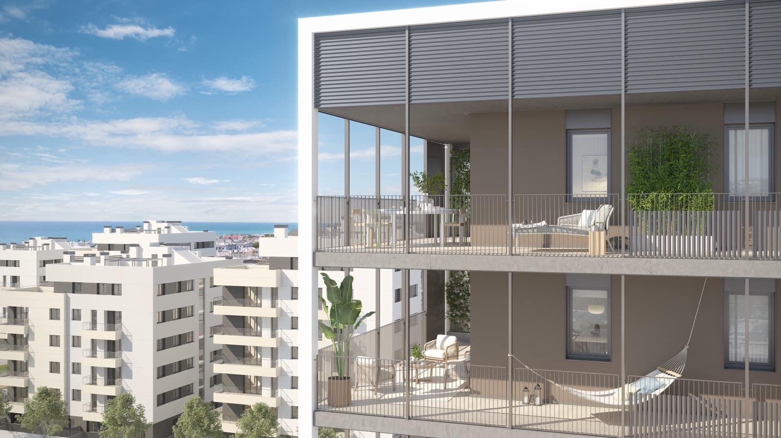 2 chambre Appartement à vendre à Vilanova i la Geltru avec piscine - 229 000 € (Ref: 5931474)
