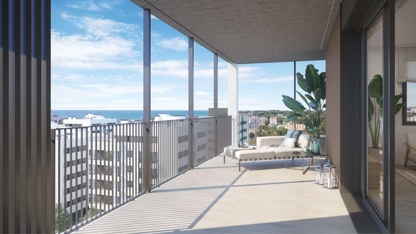 2 bedroom Apartment for sale in Vilanova i la Geltru with pool - € 229,000 (Ref: 5931474)
