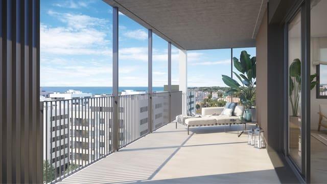 2 makuuhuone Huoneisto myytävänä paikassa Vilanova i la Geltru mukana uima-altaan - 229 000 € (Ref: 5931474)