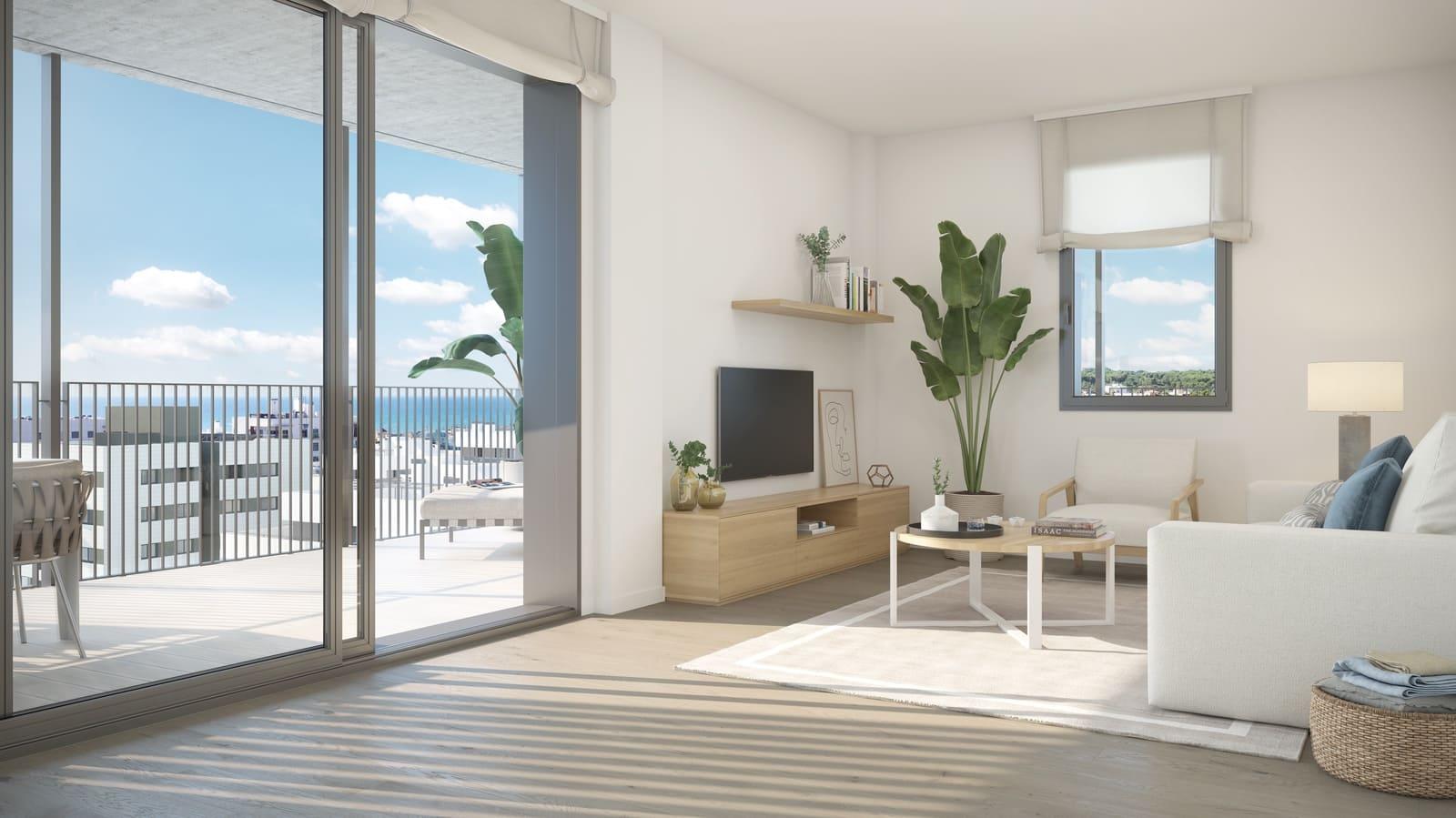 2 bedroom Apartment for sale in Vilanova i la Geltru with pool - € 234,000 (Ref: 5931493)