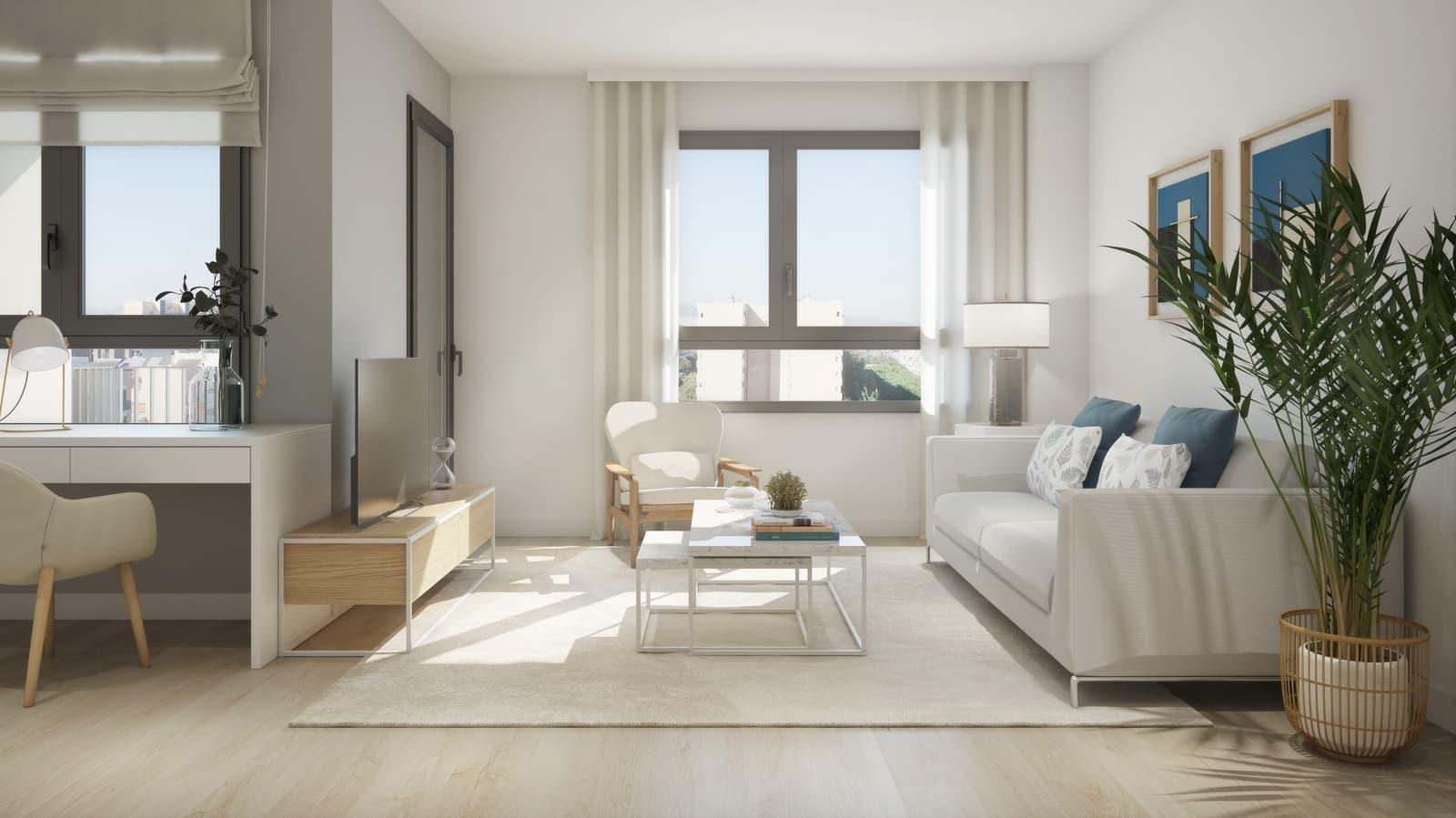 2 sovrum Lägenhet till salu i Sant Adria de Besos med pool - 320 000 € (Ref: 5931540)