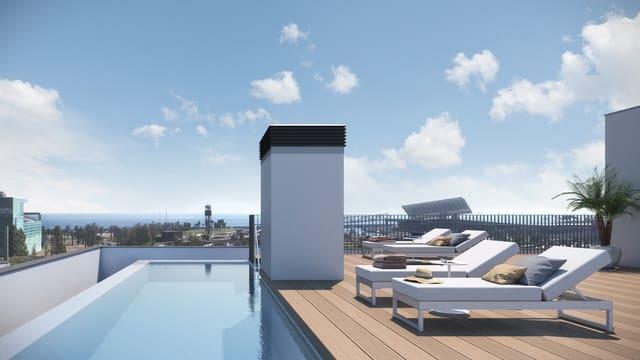 2 sypialnia Apartament na sprzedaż w Sant Adria de Besos z basenem - 310 000 € (Ref: 5931542)