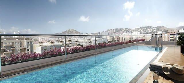 2 sovrum Lägenhet till salu i Malaga stad - 253 500 € (Ref: 6136728)