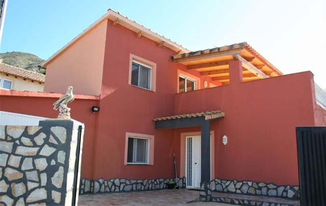 3 chambre Villa/Maison à vendre à Orxeta avec piscine garage - 285 000 € (Ref: 4827943)