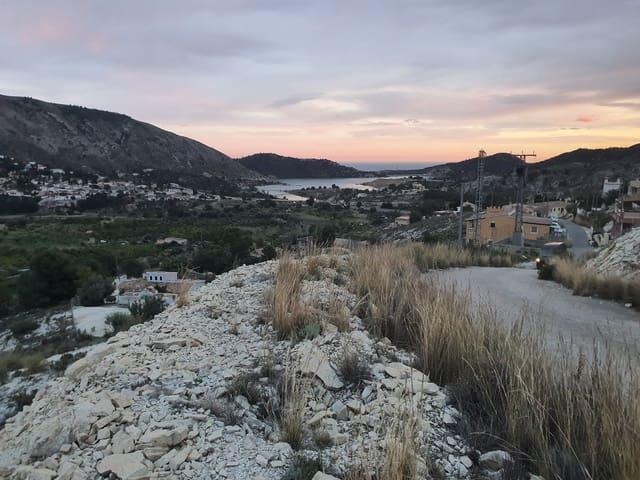 Terrain à Bâtir à vendre à Orxeta - 41 000 € (Ref: 5454339)