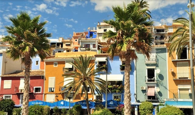 3 soverom Leilighet til salgs i La Villajoyosa / Vila Joiosa - € 190 000 (Ref: 5491353)