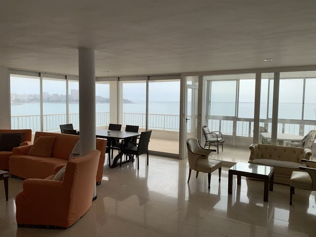 5 sypialnia Penthouse do wynajęcia w Miasto Alicante / Alacant z garażem - 1 400 € (Ref: 5946009)