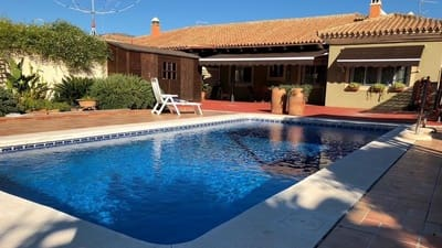 3 bedroom Semi-detached Villa for sale in Pizarra with pool garage - € 340,000 (Ref: 4694857)