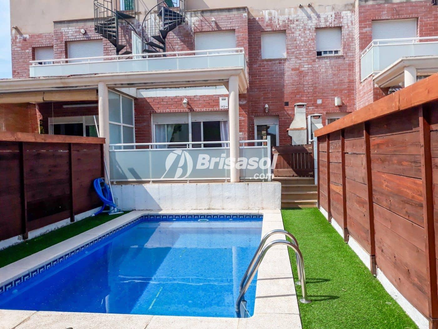 4 bedroom Terraced Villa for sale in Miami Playa / Miami Platja with pool - € 236,000 (Ref: 4791014)