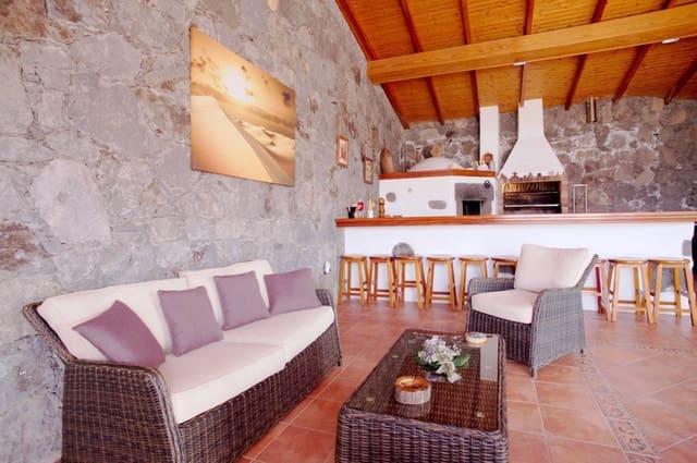 3 Zimmer Villa zu verkaufen in Vega de San Mateo mit Pool Garage - 590.000 € (Ref: 5403532)