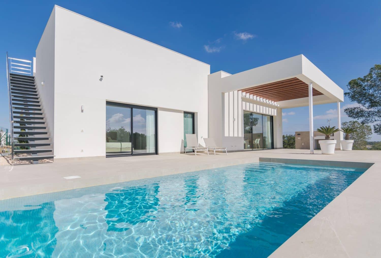 Chalet de 3 habitaciones en Las Colinas Golf en venta con piscina - 539.000 € (Ref: 4725446)