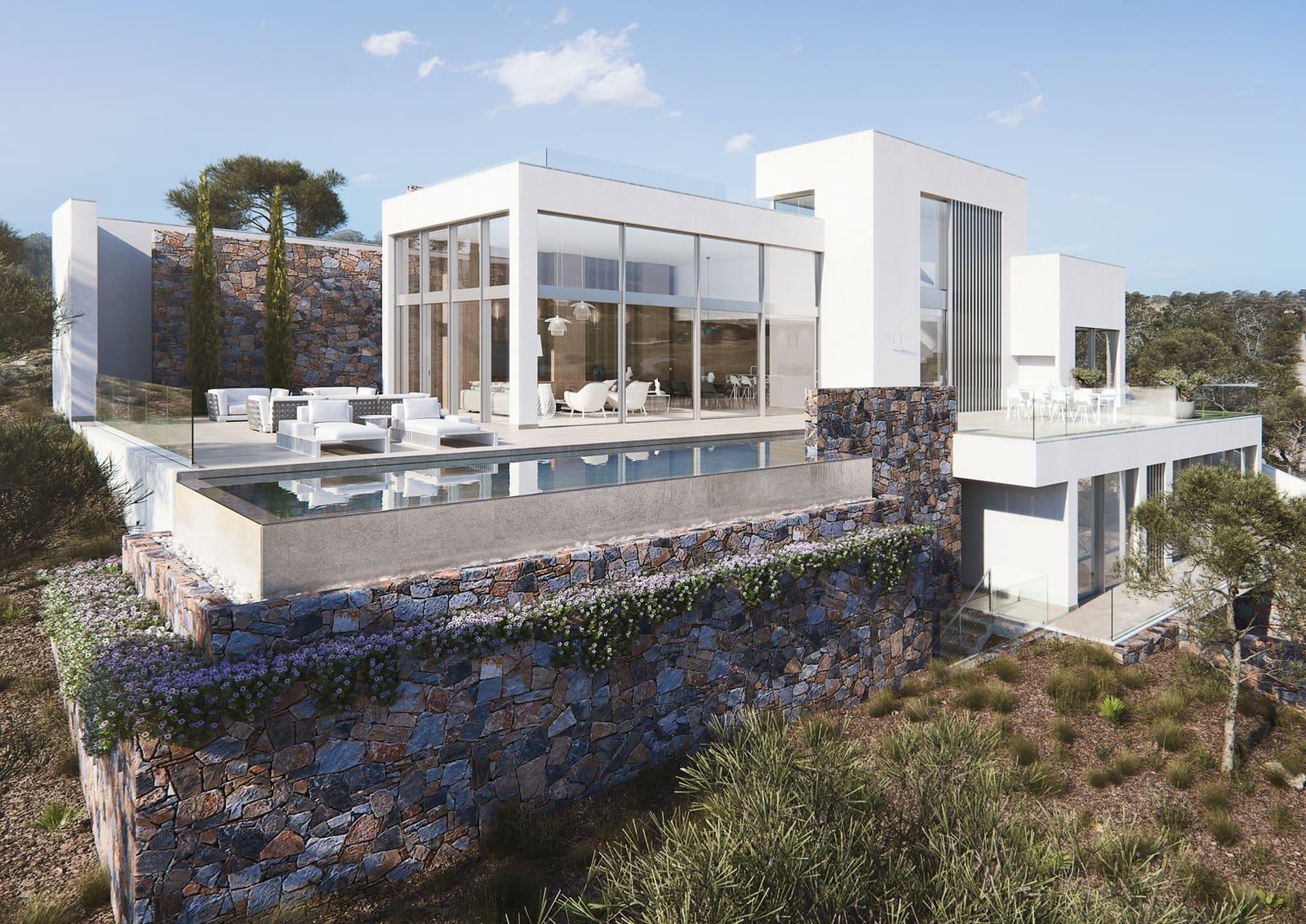 Chalet de 4 habitaciones en Las Colinas Golf en venta con piscina garaje - 2.075.000 € (Ref: 4725459)