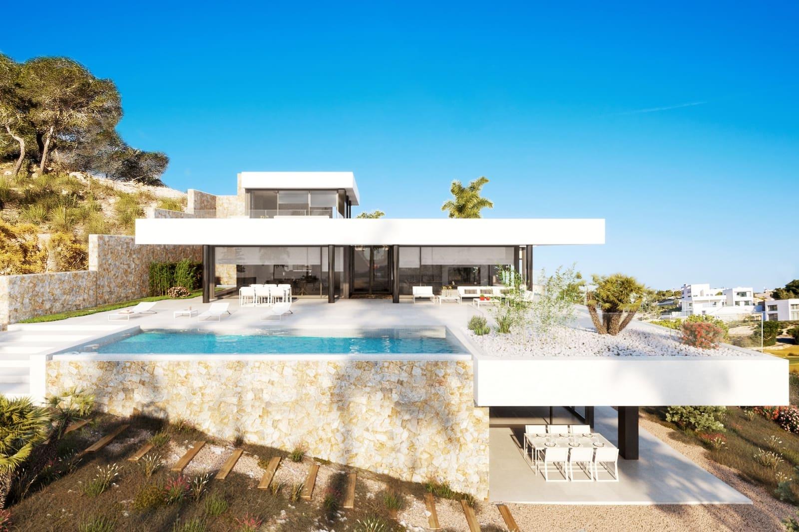 Chalet de 3 habitaciones en Las Colinas Golf en venta con piscina garaje - 1.500.000 € (Ref: 4725465)