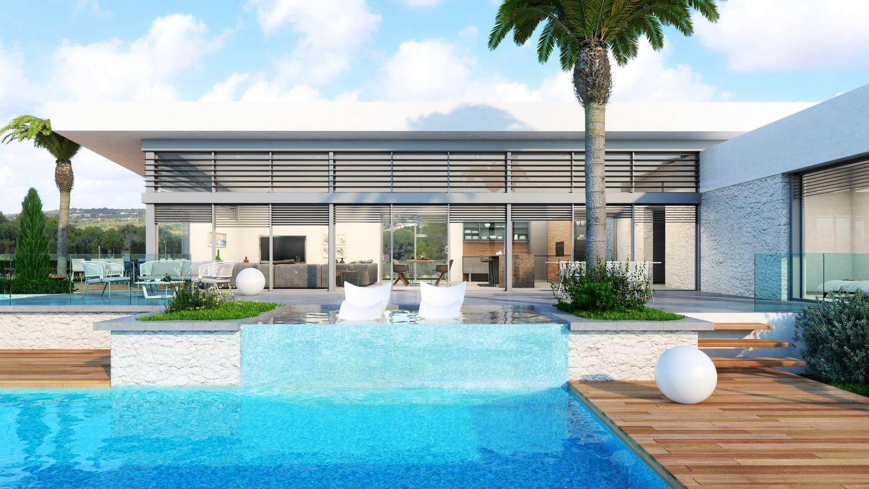 Chalet de 4 habitaciones en Las Colinas Golf en venta con piscina garaje - 1.260.000 € (Ref: 4725468)