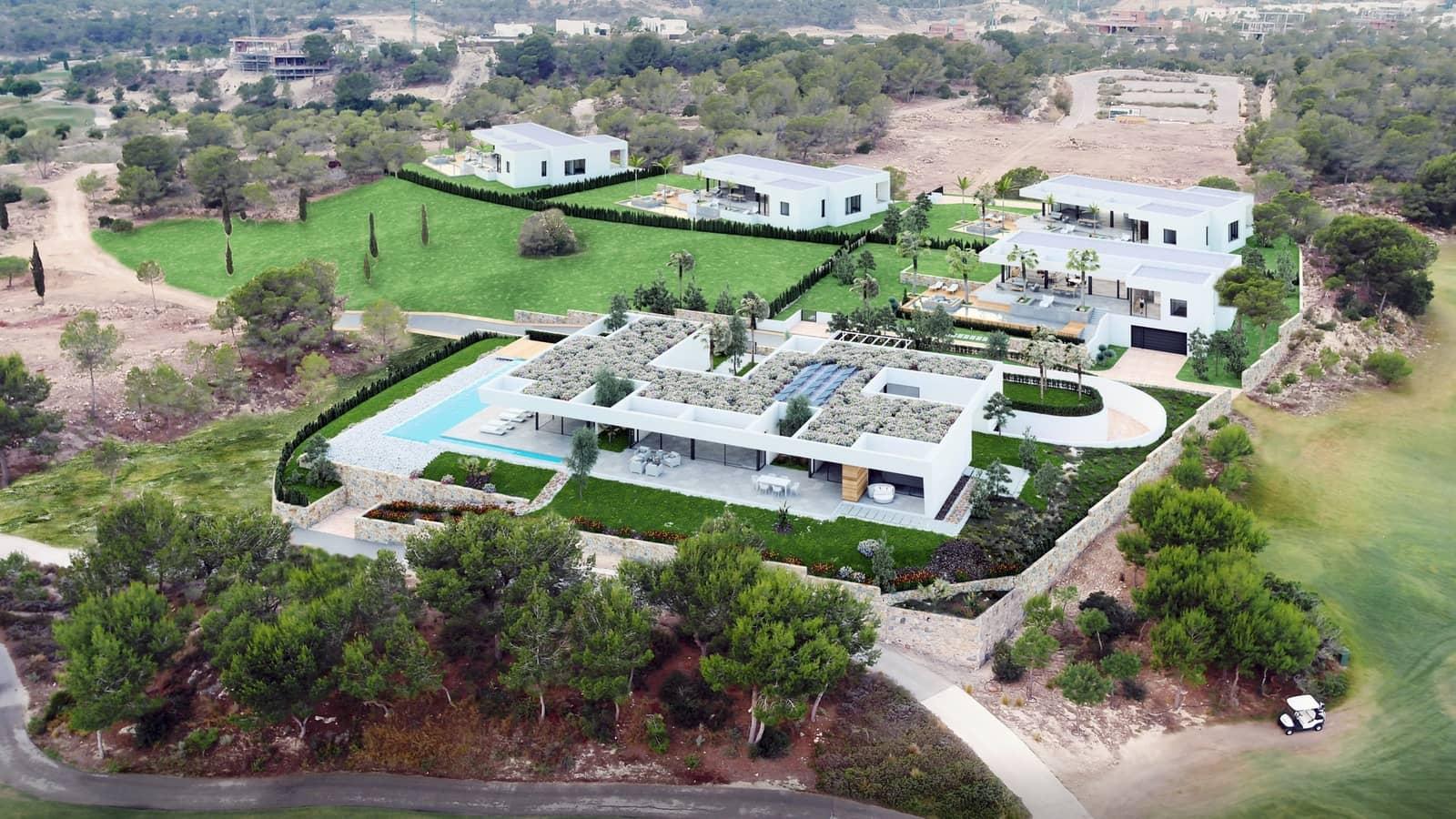 Chalet de 4 habitaciones en Las Colinas Golf en venta con piscina garaje - 3.350.000 € (Ref: 4725470)