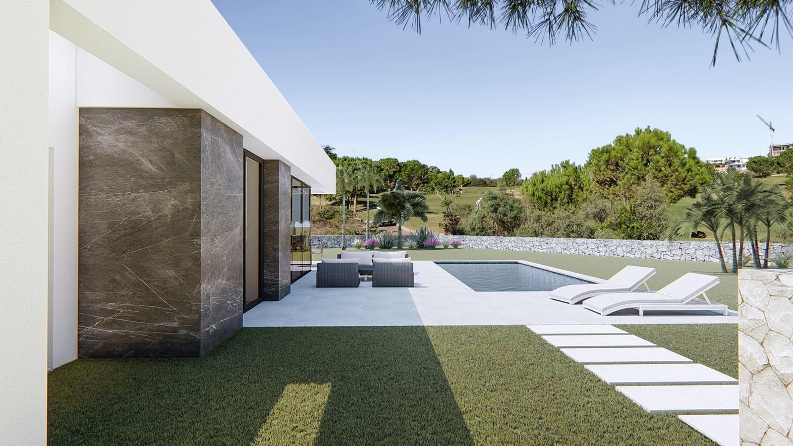 Chalet de 3 habitaciones en Las Colinas Golf en venta con piscina - 750.000 € (Ref: 4725475)